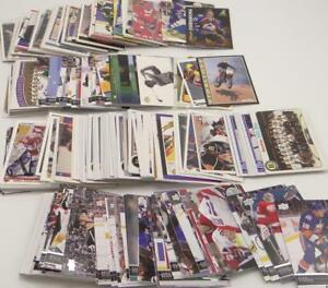 Mixed Lot 300 NHL Hockey Golf Upper Deck Score Trading Cards 1980s 1990s 2000s