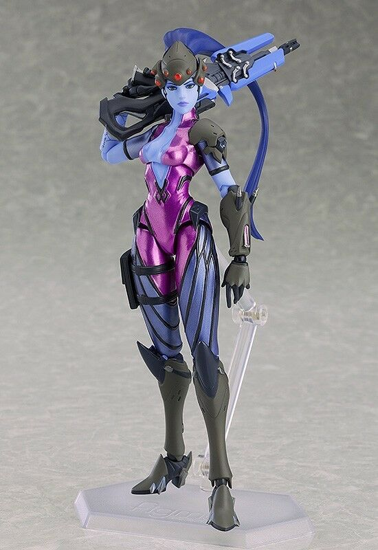 Overwatch Widowmaker Figma Figure Blizzard Official Good Smile Company 387