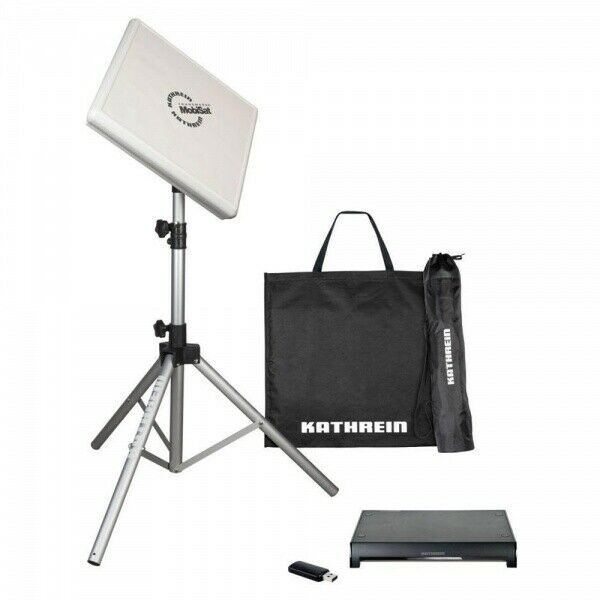 Kathrein Hds 166 Plus Antennen Set Streaming Satelliten Anlage Camping Twin Mob Ebay
