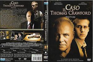 IL-CASO-THOMAS-CRAWFORD-2007-dvd-ex-noleggio
