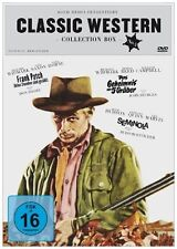 # DVD CLASSIC WESTERN BOX 3 - Koch Media - SEMINOLA + FRANK PATCH - ROCK HUDSON