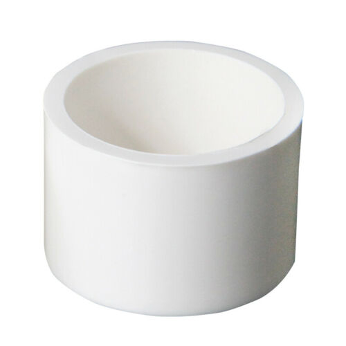 PVC End Cap Cover Water Supply Pipe Fittings Inner Dia 20-110mm Plug Connector