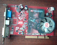 AGP card ATI Radeon X1300 Pro 256M 102G016601 000001 Video VGA TV DVI