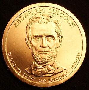 2010 P Millard Fillmore Presidential Dollar Pos A from US Mint Roll
