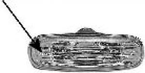 Blinkleuchte für Signalanlage Vorderachse VAN WEZEL 1627913