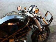 Ducati Classic Black Sport Mirror 6215 Each