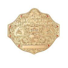 WWE World Heavyweight Wrestling Championship Belt Buckle NEW