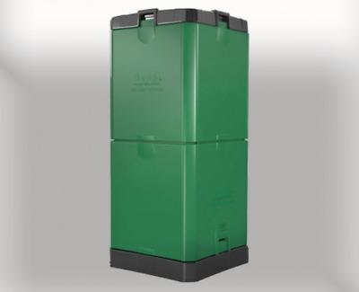 3 ans de garantie Aerobin 200 L Hot composteur-Créer riche Biologique Compost
