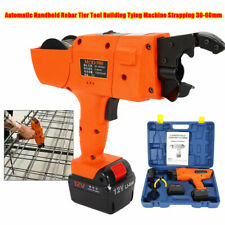 Portable Auto Handheld Rebar Tier Tying Reinforcing Steel Strapping Machine Usa