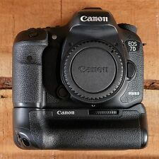 Canon EOS 7D Mark II 20.2MP Digital SLR Camera with GRIP! FREE SHIP! WOW!