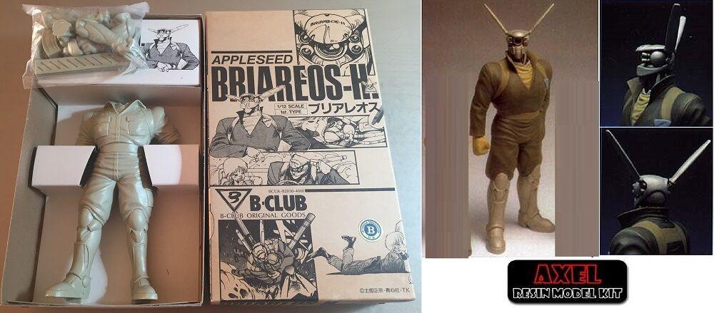 B-CLUB - APPLESEED BRIAREOS - H. 1 12  ORIGINAL RESIN KIT - NUOVO  magasin fait l'achat et la vente