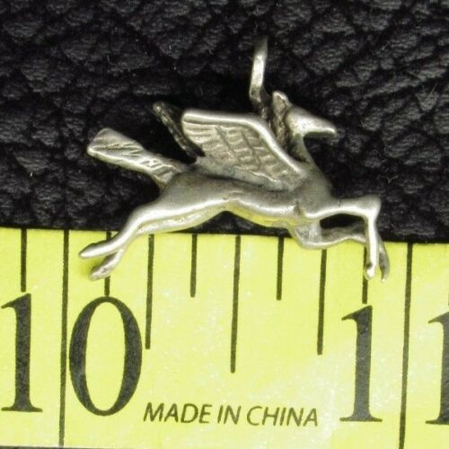 STERLING SILVER MYTHICAL CREATURES CHARM MINIATURE PENDANT YOUR CHOICE