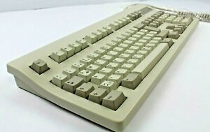 BRAND-NEW-IN-BOX-Vintage-DEC-Digital-PCXAL-AG-PS-2-German-Computer-Keyboard-NOS