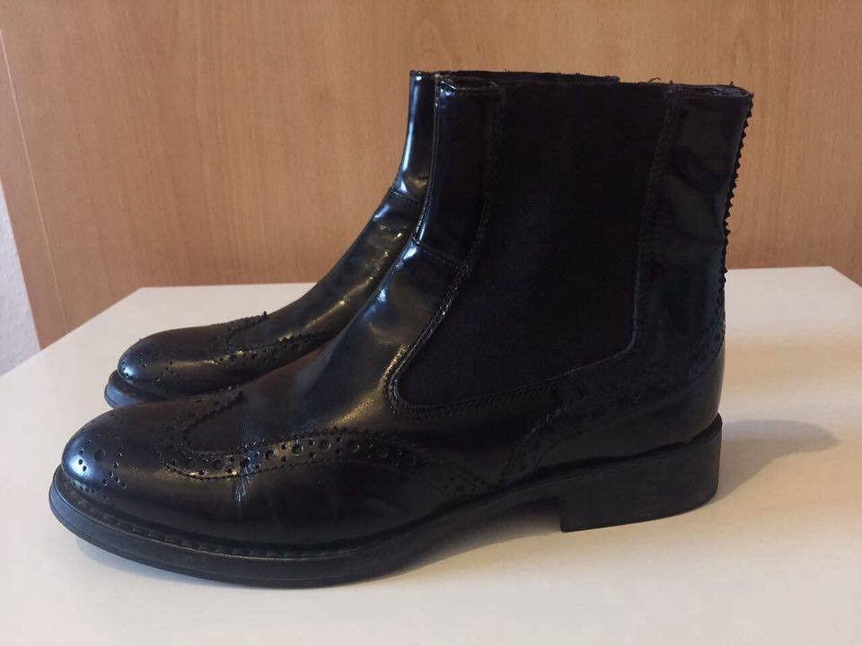 Damen Boots der Marke 'Corvari', Lackleder, Gr. 37, Top Zustand