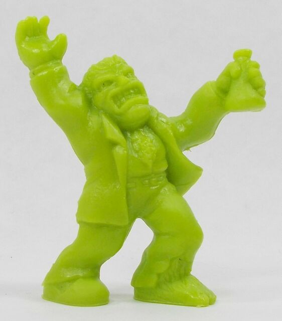 Monster in my Pocket - Series 1 - 39 Mad Scientist - Olive Green