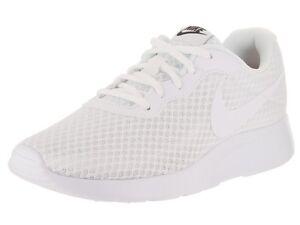 d9ba262c2767 New Women s Nike TANJUN White White-Black 812655 110 Fast Shipping ...