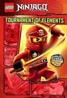 Lego Ninjago: Tournament of Elements (Graphic Novel #1) by Greg Farshtey (Hardback, 2015)
