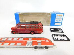 CG307-0-5-Roco-H0-1-87-1601-Bus-Omnibus-Saurer-Komet-Salzkraft-NEUW-OVP