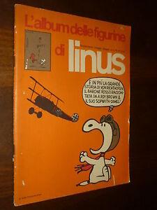LINUS 1971 Figurina Nuova  n° 014