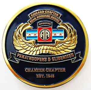 Airborne-Challenge-Coin-Chicago-Chapter-82nd-Airborne-Division-Assn