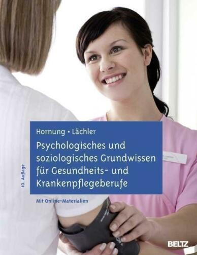 1 von 1 - Psychologisches und soziologisches Grundwissen für Gesundheits- und Krankenpfle…