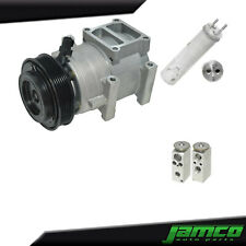 New AC Compressor Short Kit for Toyota Pickup 2.4L JP3741CK See Fitment Notes