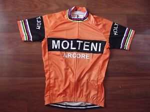 097711ee7 Image is loading Brand-New-Team-Molteni-cycling-Jersey-Eddy-merckx