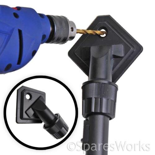 POWER DRILL Dust inosservato TUBO FISSAGGIO ugello per Bosch Aspirapolvere Hoover