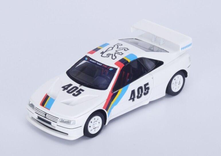 Peugeot 405 T16 Groupe S  Presentation  (Spark 1 43   S4875)
