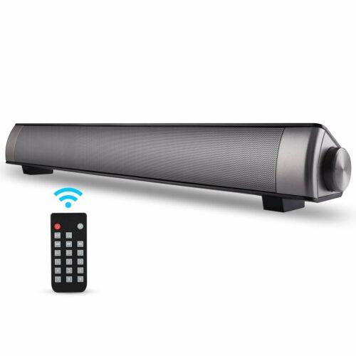 Mini Home Theater with Remote Soundbar TV Sound bar 3D Surround Sound Speaker