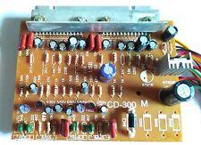 High Bass 100 Watt DIY Audeo Amplifier board Using 4440x2 with USB Power Output