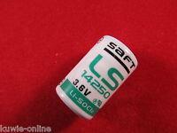 Saft LS 14250 Lithium, CR1/2AA, 3,6 Volt Batterie
