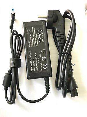 Cargador Portatil Ordenador Hp Compatible 19.5v 2.31a 45w 4.5*3.0 Mm Con Cable Rinvigorire Efficacemente La Salute