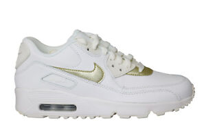 finest selection 57733 9bba3 Image is loading Juniors-Nike-Nike-Air-Max-90-LTR-GS-