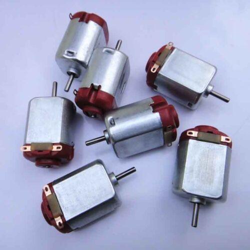 R130 motor Type 130 Hobby micro motors 8000 RPM 3-6V DC 0.35-0.4A