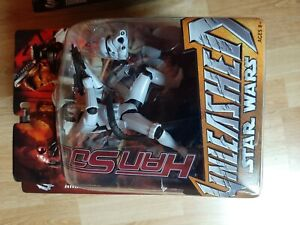 star-wars-unleashed-Han-Solo-stormtrooper-perfect-condition