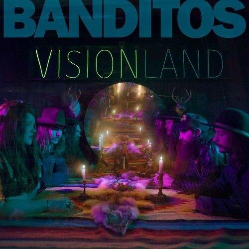 Banditos - Visionland [New Vinyl LP] 180 Gram, Digital Download