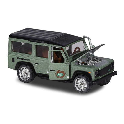 Land Rover Defender 110 Majorette Deluxe Cars 2019 266C 1:64 3-inch Toy Car