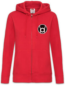The-Big-Red-Lantern-Bang-Theory-Logo-Damen-Zipper-Hoodie-Sheldon-Tv-Cooper-Green