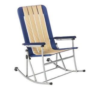 Kamp Rite CC267 Folding Rocking Chair Camping