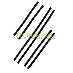 LAND-ROVER-FREELANDER-2-FULL-FRONT-amp-REAR-WHEEL-ARCH-PROTECTOR-TRIM-GUARD-SET-X6