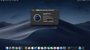 Mac Mini Late 2009 (model A1283), 256 GB SSD, 5 GB RAM, macOS Mojave (10.14.6)