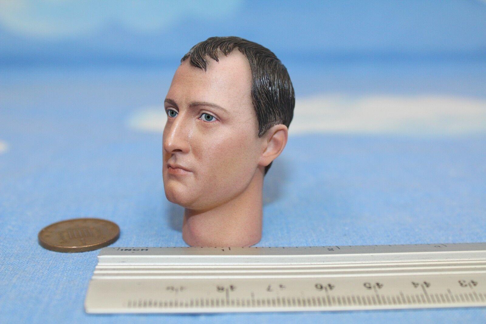 DID Dragon in Dreams 1 1 1 6TH SCALA NAPOLEONICO HEAD Sculpure Napoleone Bonaparte 457ee8
