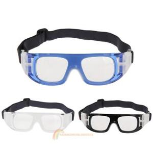 a56c6cb98d0 Image is loading Basketball-Soccer-Football-Sports-Glasses-Protective- Eyewear-Bike-