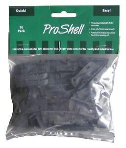 Ambitieux Pro-shell Rj45 Proshell Cap Pk/10-afficher Le Titre D'origine