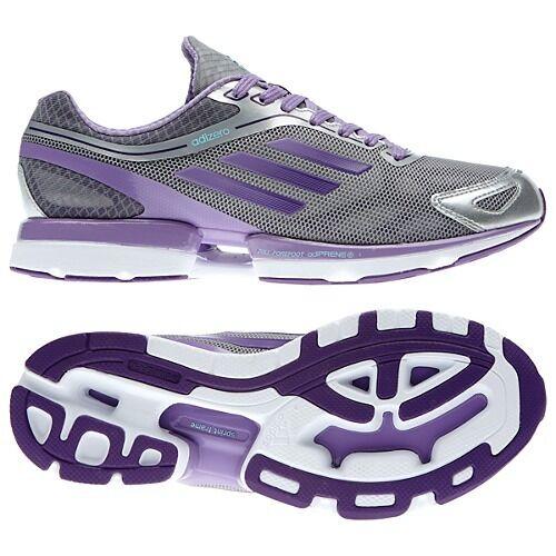 NEWAdidas ADIZERO RUSH Running shoes gym marathon Trainer responseWomens SZ 7.5