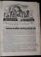 Des Lahrer Hinkenden Boten Illustrierte Dorfzeitung 3.Jhg.1865 Nr.1-52 komplett