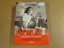 6-DISC DVD BOX / HEIMAT 1 - EINE DEUTSCHE CHRONIK ( EDGAR REITZ )