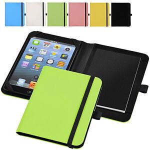 Porta-Tablet-7-034-Verve-Portadocumenti-Portfolio-con-Block-Notes-30-Pagine-Righe