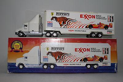 World Sports Car Championship Exxon 1995 Toy Race Car Carrier